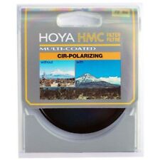 NEW Genuine HOYA 62 mm Circulaire Polarisant HMC Multi-Coated Filtre Verre