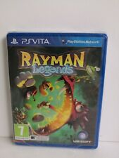 Rayman Legends Jeu Sony PlayStation Vita PSVITA Ubisoft Neuf Sous Blister New