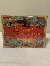*New* 12 Illustrated Young Readers Classics Books (Free Shipping!)