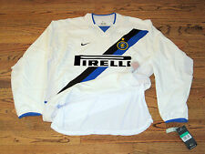 Zanetti Inter Milan Argentina Shirt Jersey Player Issue Match Un Worn 2 Layer
