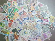 200 DIFFERENT GUATEMALA STAMP COLLECTION - LOT