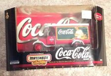 1998 MATCHBOX DIE-CAST COCA COLA COLLECTIBLES 1926 FORD MODEL TT TRUCK # 37970