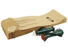 10 Staubsaugerbeutel, Rundbürste geeignet für Vorwerk Kobold 118 119 120 121 122
