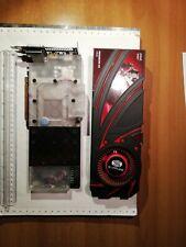 SAPPHIRE AMD R9 - 290X CON WATERBLOCK LIQUID COOLING - RAFFREDDAMENTO A LIQUIDO