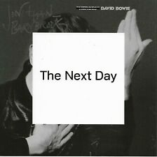 DAVID BOWIE - THE NEXT DAY PHOTO GENUINELY HAND SIGNED BY JONATHAN BARNBROOK