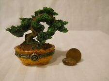 Boyd Bear Treasure Box 392170 Ms. Wang's Bonsai Tree