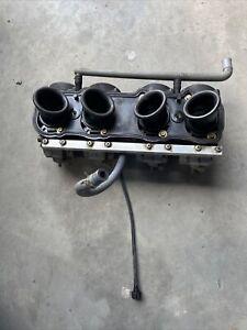 Kawasaki ZZR600 Carburetor  Keihin Cvk Zx6 1993-2005  Genuine OEM