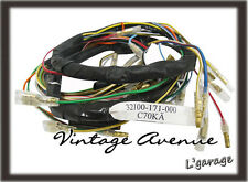 [LG244] HONDA CUB C50 C65 C70 C90 MAIN WIRE HARNESS (CD)