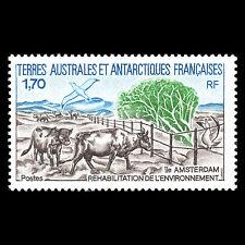TAAF 1990 - Restoration of Amsterdam Island Fauna Animals - Sc 152 MNH