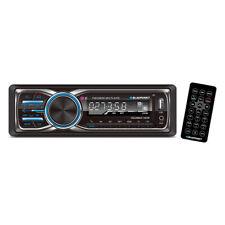 Blaupunkt Clm100Bt Single Din Mechless Digital Media Receiver Bluetooth