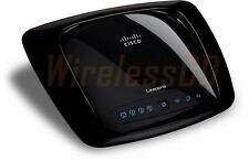 LINKSYS WRT160N WiFi N Router Bridge Repeater VPN DD-WRT Wireless