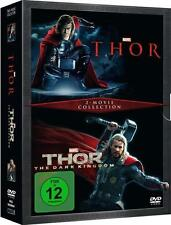 Thor 1 & Thor 2 - The Dark Kingdom - DVD - *NEU*