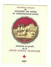 CARNET CROIX ROUGE 1967 NEUF ** SANS CHARNIERES