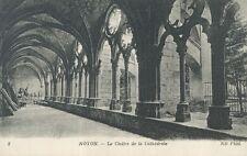 22 - cpa - NOYON - Le cloître de la cathédrale