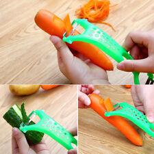 Vegetable Fruit Peeler Cutter Julienne Slicer Peel Kitchen Tools Gadget New
