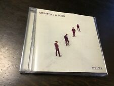 MUMFORD AND SONS - DELTA - CD ALBUM - GUIDING LIGHT / 42 / WOMAN /BELOVED +
