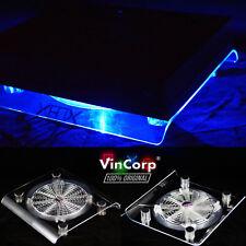 VINCORP ® USB Design Kühler Lüfter blau LED Ständer Xbox One X Project Scorpio