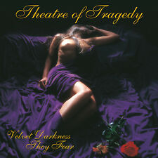 THEATRE OF TRAGEDY - Velvet Darkness They Fear -Digipak-CD+Bonus Tracks - 205799