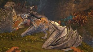 Ark Survival Evolved Xbox One PVP Official Zombie Lightning Wyvern Level 380