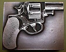 """COLT HAND GUN"" PRINTING BLOCK."