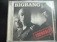 BIGBANG   -  EDENDALE   ,    CD   2009 ,    SOUTHERN  ROCK  ,  NORWAY