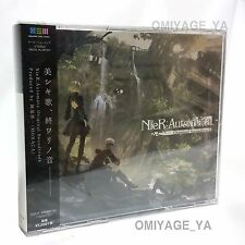 NieR Automata Original Soundtrack 3 discs set Japan
