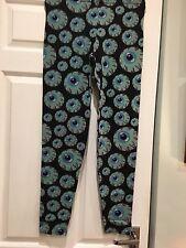 Mishka (N.Y.) Unwor Ladies Rare Vintage Limited Edition Eyeball Leggings Size M.