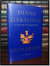 Outlander ✎SIGNED✎ by DIANA GABALDON Brand New Hardback w/ Mylar Cover Starz