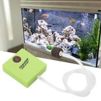 Aquarium Trockenbatterie betrieben Aquarium Luftpumpe Luftsprudler Sauerstoff