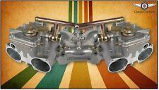 Twin 48 DCOE FAJS Carburettor Conversion Kit V8 Spreadbore Custom, Group C
