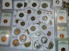 Estate Lot Sale ! Over 78+ US Coins ! No Reserve Auction ! Coins & Currency Lot