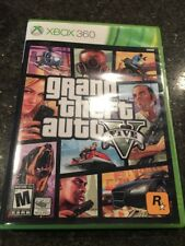 Grand Theft Auto V (Microsoft Xbox 360, 2013) GAME CASE MANUAL no MAP NES HQ