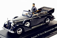 1/43 starline Lancia Astura Iv Serie Ministeriale 1938 Diecast model Toy gift