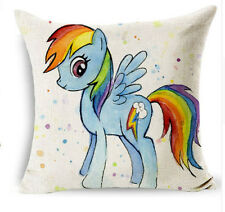 HORSE & WESTERN GIFTS HOME DECOR  MY LITTLE PONY  CUSHION COVER 18 inch 45cms