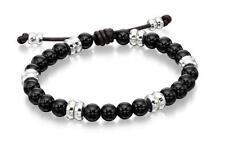 Onyx Beaded Bracelets for Men