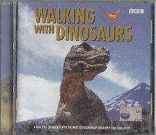 BBC TV Walking With Dinosaurs - PC CD-ROM Software Interactive Learn About 2000