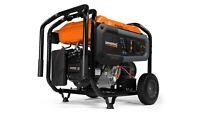Generac 7682 - GP6500E 6,500 Watt Electric Start Portable Generator, 49 ST / CSA