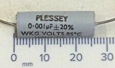 Condensatore 0.001uF 1000v (pacco da 5)
