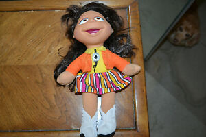 Fisher Price Puzzle Place Doll with tag - Kiki Flores.