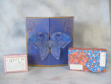 NABCO Muffy Butterfly Couture LE Japan Kyoto accessories Club Fan Box NM NRFB 91