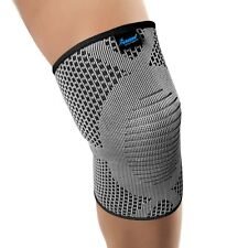 Actesso Copper Thread Medical Knee Support Sleeve - Elastic Compression for and