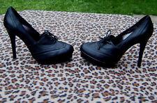 Plateforme COLIN STUART (Victoria's Secret) CHAUSSURES en CUIR taille US10M, UK 8