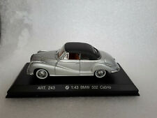 BMW 502 SOFT TOP  -- 1/43 -- DetailCars 243