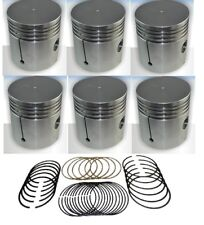 SEALED POWER Chrysler/Dodge/Plymouth 218ci 230ci Pistons + rings 1933-60 .030""