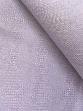 Violet 36 count Zweigart Edinburgh Linen fabric 50 x 68 cm