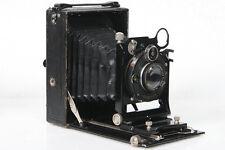 "Burleigh Brooks ""Bee Bee"". 9x12 Folding Plate Camera, vintage, antique, display"