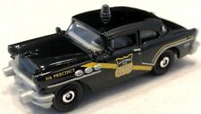 2018 MATCHBOX '56 Buick Century Police Car from Coffee Cruisers 5 pack.~ Loose