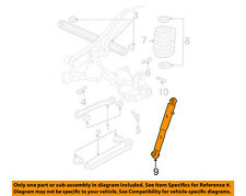 GM OEM Rear Suspension-Shock 19331451