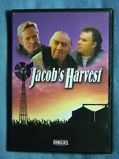 LIKE NEW Jacob's Harvest DVD Feature Films for Families Ted Shackleford Ken Page