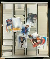 HUGE Lot of 3200ct Basketball Cards! Common Cards Assorted 1990's 2000's